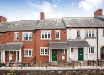 Thumbnail 2 bed terraced house for sale in Heyridge Meadow, Cullompton