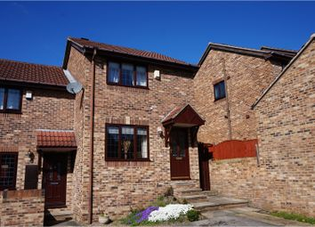 Thumbnail 2 bed end terrace house for sale in Castle Hill View, Heckmondwike