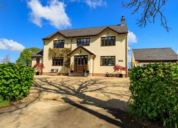 Thumbnail 4 bed detached house for sale in Sellack, Ross-On-Wye