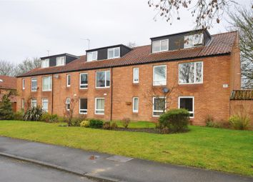 Thumbnail 2 bed flat for sale in Peel Close, Heslington, York