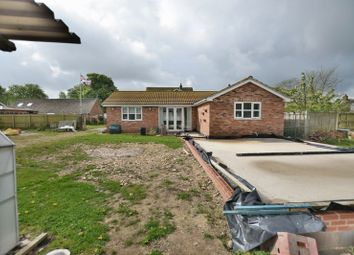 Thumbnail 3 bed detached bungalow for sale in Main Street, Norton Disney, Lincoln