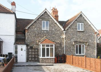 Thumbnail 2 bed terraced house for sale in Strode Road, Clevedon