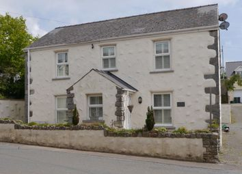 Thumbnail 4 bed detached house for sale in Primrose Cottage, High Street, St. Florence, Tenby