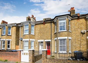 Thumbnail 3 bed terraced house to rent in Downs Road, Walmer, Deal