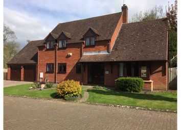 Thumbnail 4 bed detached house for sale in Marston Hill, Priors Marston