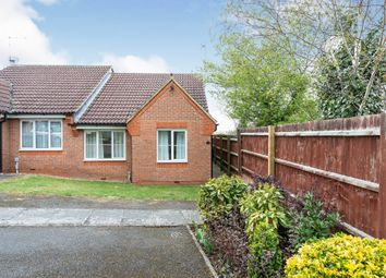 Thumbnail 2 bedroom semi-detached bungalow for sale in Clover End, Buckingham