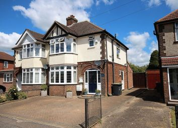 Thumbnail 3 bedroom semi-detached house for sale in Ryecroft Way, Luton