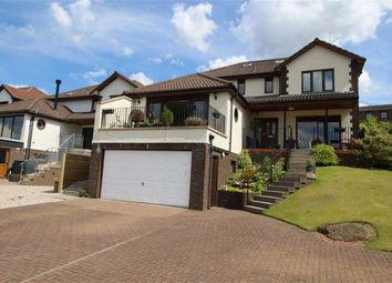 Thumbnail 4 bed detached house for sale in Burns Drive, Wemyss Bay, Renfrewshire