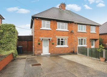 Thumbnail 3 bed semi-detached house for sale in Hill Grove, Barrow Hill, Chesterfield