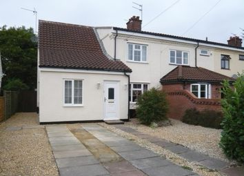 Thumbnail 5 bed semi-detached house for sale in Alford Grove, Sprowston, Norwich