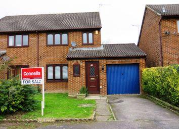 Thumbnail 3 bed semi-detached house for sale in Elder Road, Bere Regis, Wareham