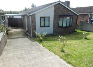 Thumbnail 2 bed bungalow to rent in Barnsdale Way, Upton, Pontefract