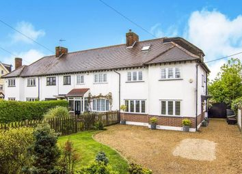 Thumbnail 4 bed end terrace house for sale in Great Warley, Brentwood, Essex