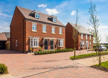 Thumbnail 3 bed semi-detached house for sale in The Kennett, Doseley Park, Telford