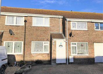 Thumbnail 3 bed terraced house for sale in Longstone Close, Portland, Dorset