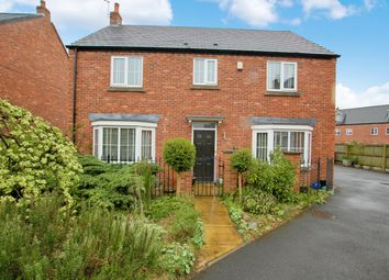 Thumbnail 4 bedroom detached house for sale in Kilcoby Avenue, Swinton, Manchester