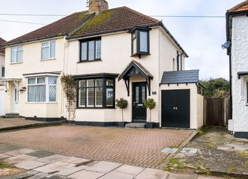 3 bed semi-detached house for sale in Edinburgh Avenue, Highlands Estate, Leigh-On-Sea SS9