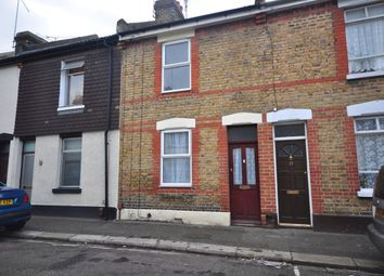 Thumbnail 2 bedroom terraced house to rent in Albert Road, Chatham