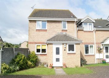 Thumbnail 3 bedroom end terrace house for sale in Tawny Owl Close, Swindon