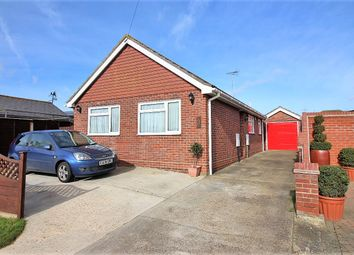 Thumbnail 2 bed detached bungalow for sale in Credon Drive, Great Clacton, Clacton On Sea