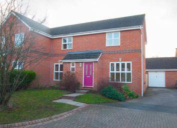Thumbnail 3 bed semi-detached house for sale in Bronte Drive, Ledbury