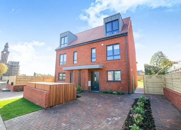 Thumbnail 3 bed terraced house for sale in Worthington Crescent, Cheadle