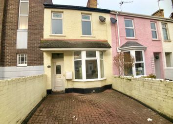 Thumbnail 2 bed terraced house to rent in Philadelphia Road, Porthcawl