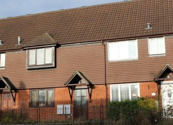 Thumbnail 2 bed terraced house for sale in Wilton Road, Salisbury, Wilts