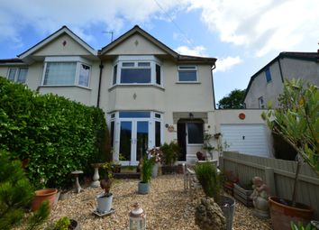 3 bed semi-detached house for sale in Stoke Road, Maidencombe, Torquay TQ1