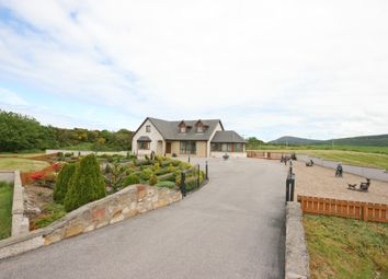 Thumbnail 4 bed detached house for sale in Bardgers Retreat, 1 East Whispering Meadows, Buckie