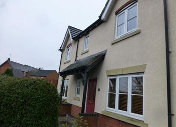 Thumbnail 4 bedroom detached house for sale in Churchfields, St. Martins, Oswestry
