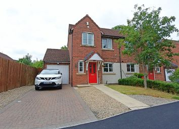 Thumbnail 3 bed semi-detached house for sale in Helvellyn Rise, Carlisle