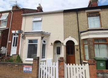 Thumbnail 3 bed terraced house for sale in Albemarle Road, Gorleston, Great Yarmouth