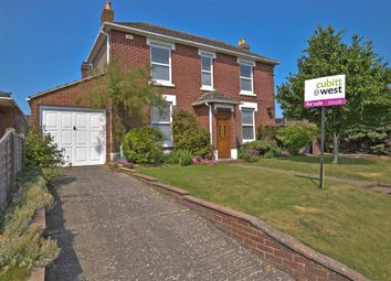 Thumbnail 4 bed detached house for sale in St. Peters Road, Hayling Island, Hampshire