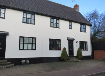 Thumbnail 3 bed semi-detached house for sale in The Street, Brockdish, Diss