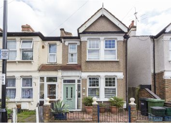 Thumbnail 3 bed semi-detached house for sale in Capri Road, Croydon