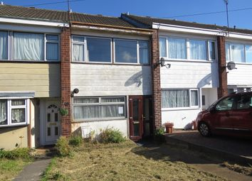 Thumbnail 2 bed terraced house for sale in Freemantle Road, Rugby