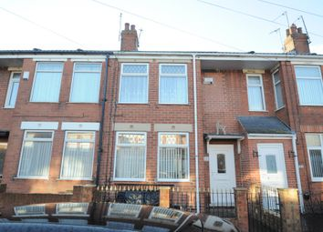 Thumbnail 3 bed terraced house for sale in Rensburg Street, Hull, North Humberside