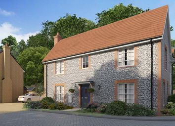 "Thumbnail 4 bed property for sale in ""The Lavenham"" at Yarrow Walk, Red Lodge, Bury St. Edmunds"