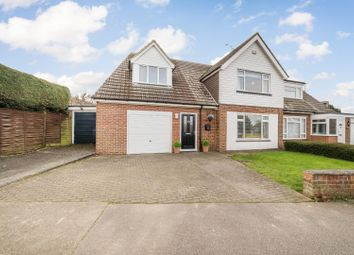 Thumbnail 4 bed semi-detached house for sale in Bramley Avenue, Faversham