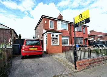 Thumbnail 3 bedroom semi-detached house for sale in Bank Lane, Salford