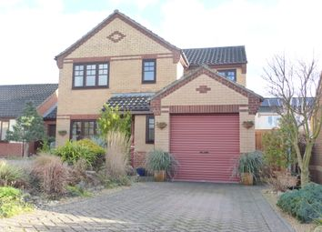 Thumbnail 3 bed detached house for sale in Argyll Crescent, Taverham, Norwich