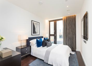 Thumbnail 3 bed flat for sale in Ponton Road, Nine Elms, London