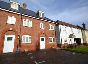 Thumbnail 3 bedroom town house to rent in The Parade, Queen Elizabeth Way, Colchester