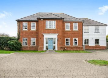 Thumbnail 6 bedroom detached house for sale in Chappel Road, Great Tey, Colchester