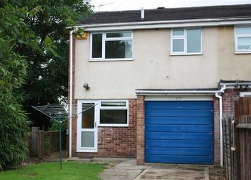 Thumbnail 3 bed end terrace house to rent in Foley Road, Newent