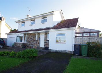 Thumbnail 4 bedroom detached house for sale in Davids Hill, Georgeham, Braunton