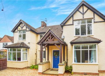 Thumbnail 4 bed detached house for sale in Odell Road, Harrold