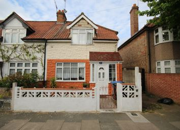 Thumbnail 3 bed end terrace house for sale in St Alphege Road, London
