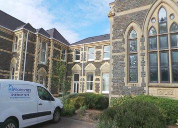 Thumbnail 1 bed flat to rent in 9 Llys Ardwyn, Aberystwyth, Ceredigion